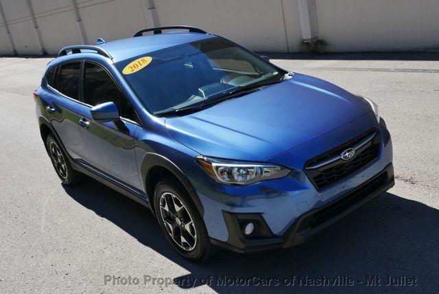 Subaru Crosstrek 2018 price $21,599