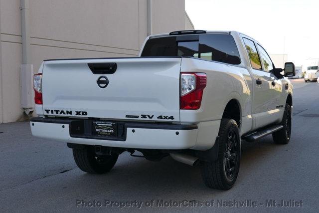 Nissan Titan XD 2018 price $37,489