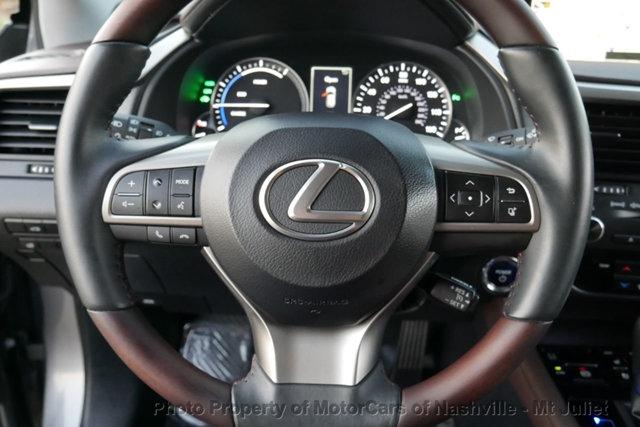 Lexus RX 450h 2016 price $34,399