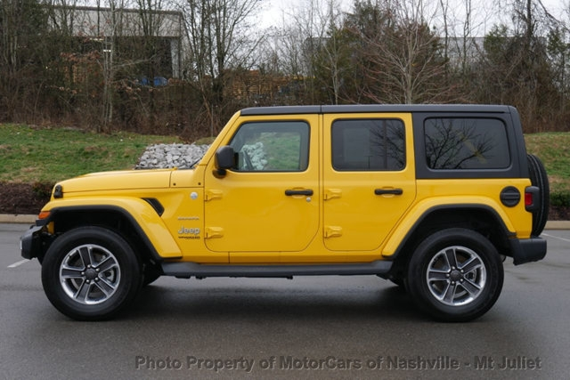 Jeep Wrangler Unlimited 2019 price $34,699