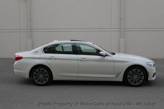 BMW 5 Series 2019 price $39,998