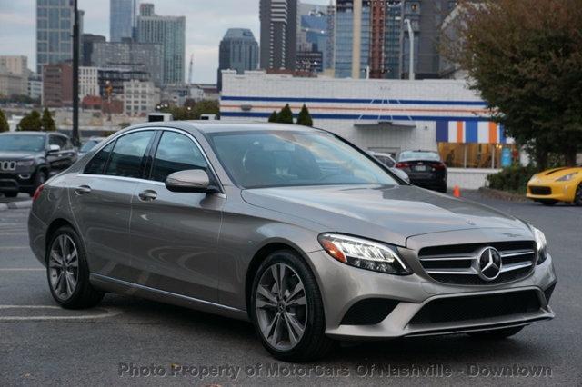 Mercedes-Benz C-Class 2019 price $28,599