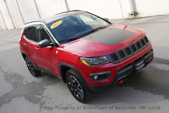 Jeep Compass 2019 price $20,449