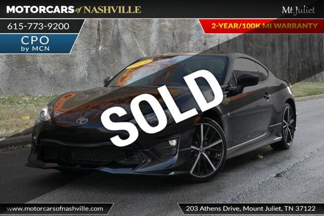 Toyota 86 2019 price $26,998