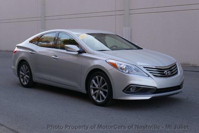Hyundai Azera 2016 price $16,599