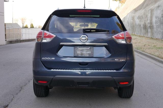 Nissan Rogue 2016 price $16,899