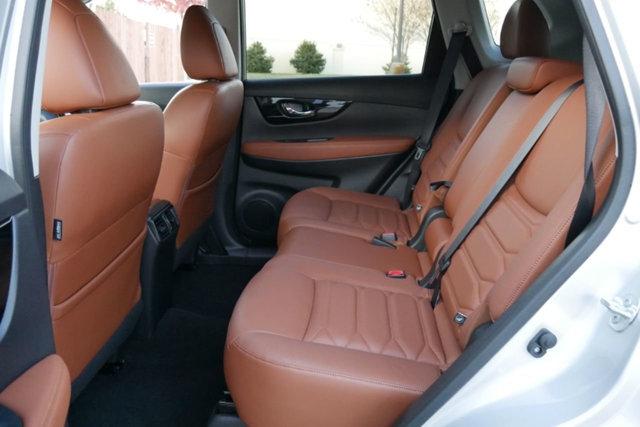 Nissan Rogue 2018 price $21,699