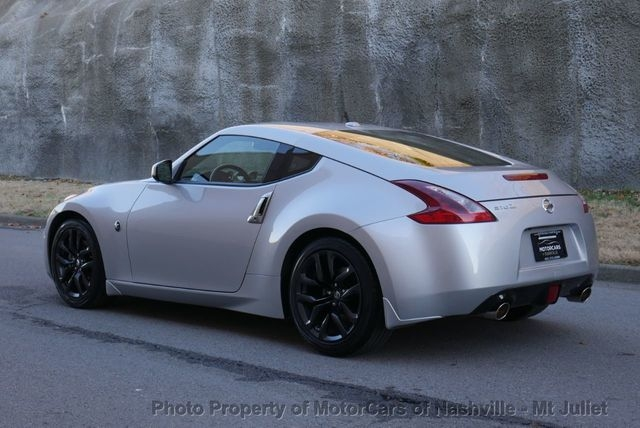 Nissan 370Z Coupe 2018 price $26,499