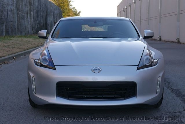 Nissan 370Z Coupe 2018 price $26,399