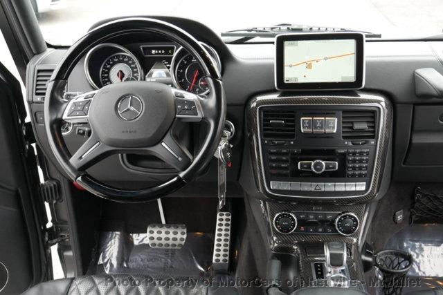 Mercedes-Benz G-Class 2016 price $82,699