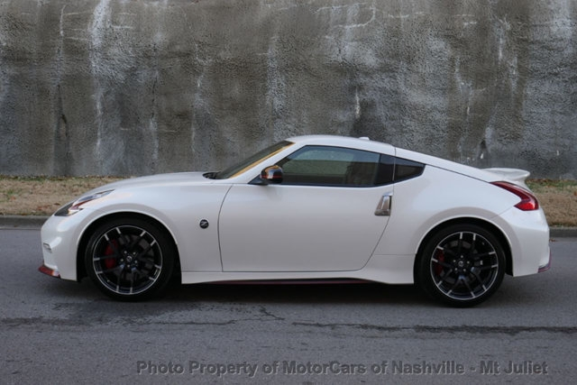 Nissan 370Z Coupe 2019 price $33,499