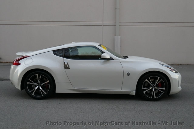 Nissan 370Z Coupe 2019 price $27,998