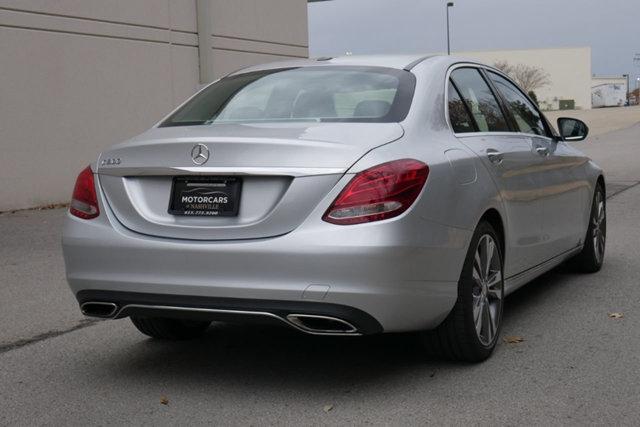 Mercedes-Benz C-Class 2016 price $19,699