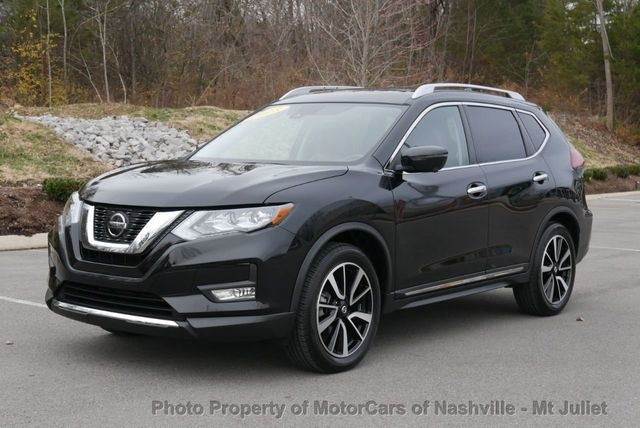 Nissan Rogue 2018 price $20,998