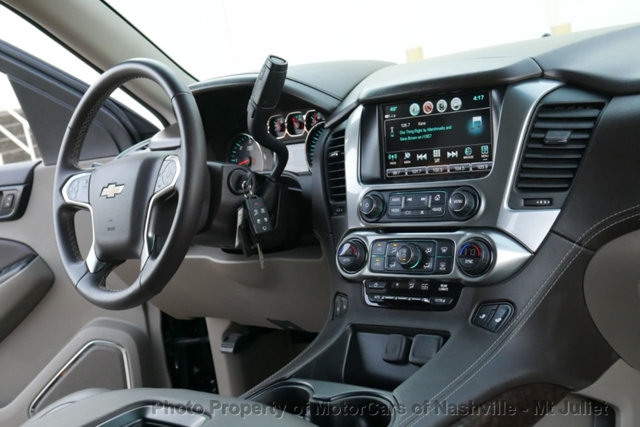 Chevrolet Tahoe 2018 price $36,998