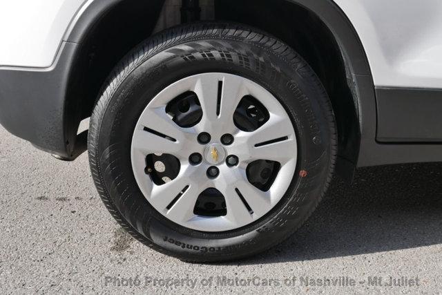 Chevrolet Trax 2018 price $12,799