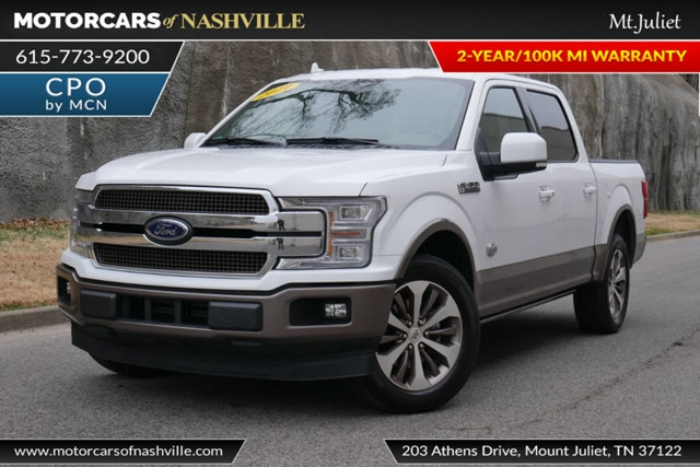 Ford F-150 2019 price $41,699