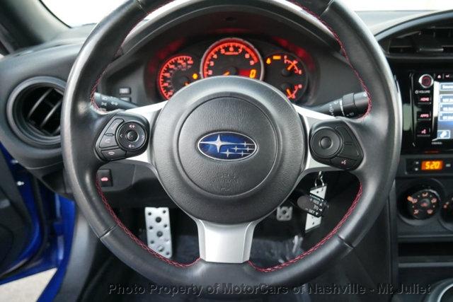 Subaru BRZ 2017 price $19,998