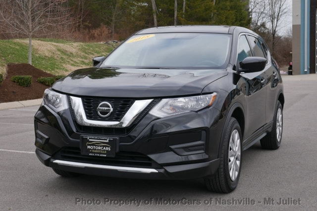 Nissan Rogue 2018 price $15,299