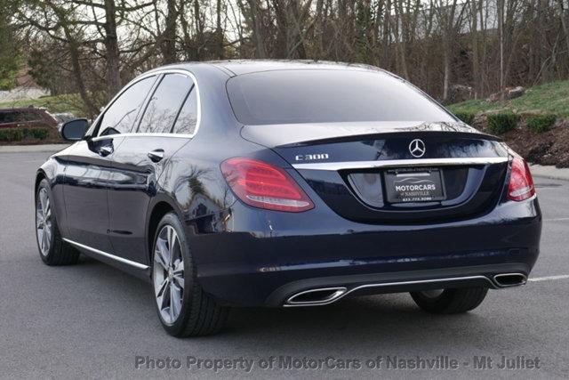 Mercedes-Benz C-Class 2016 price $20,499