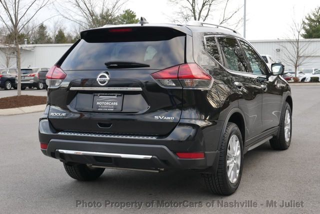Nissan Rogue 2017 price $16,299