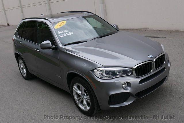 BMW X5 2016 price $27,998