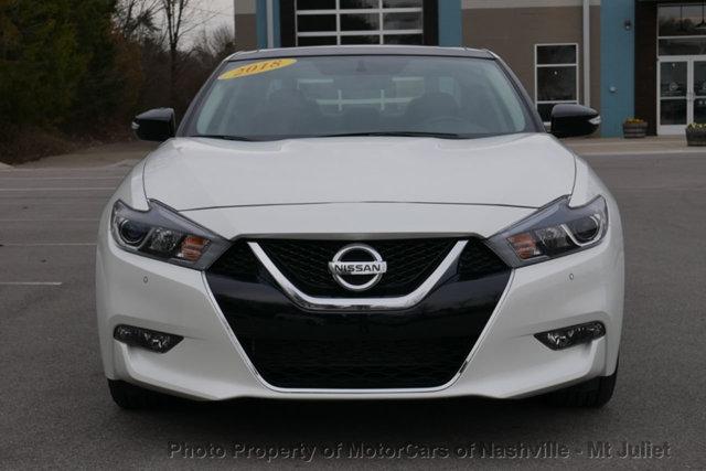 Nissan Maxima 2018 price $24,998
