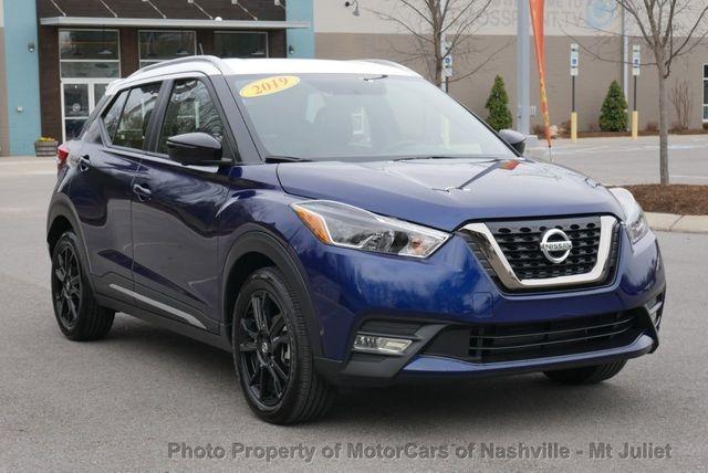 Nissan Kicks 2019 price $17,943