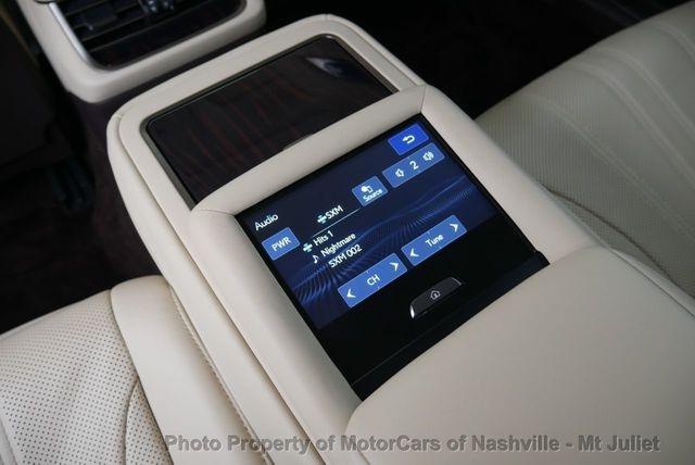 Lexus LS 2018 price $62,998