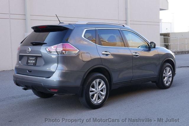 Nissan Rogue 2016 price $16,998
