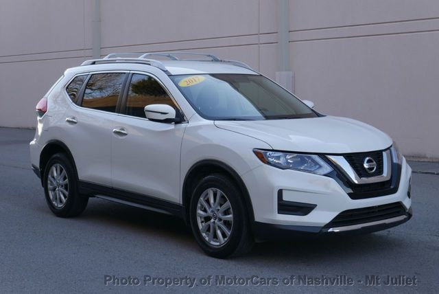 Nissan Rogue 2017 price $16,449