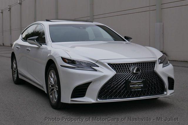 Lexus LS 2019 price $67,998