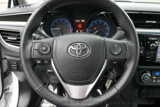 Toyota Corolla 2016 price $13,899