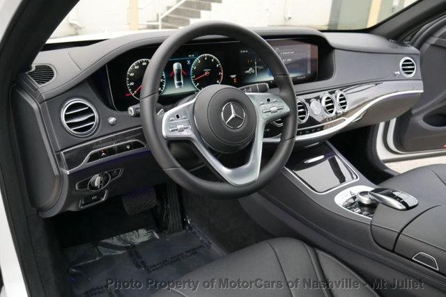 Mercedes-Benz S-Class 2018 price $61,998