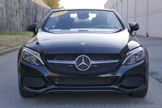 Mercedes-Benz C-Class 2018 price $33,998