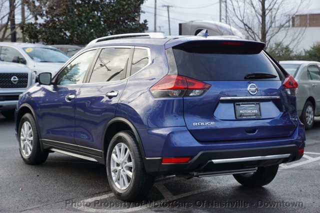 Nissan Rogue 2018 price $17,699