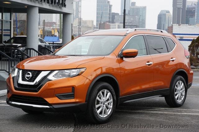Nissan Rogue 2017 price $19,699