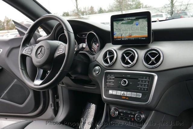 Mercedes-Benz CLA 2018 price $22,699