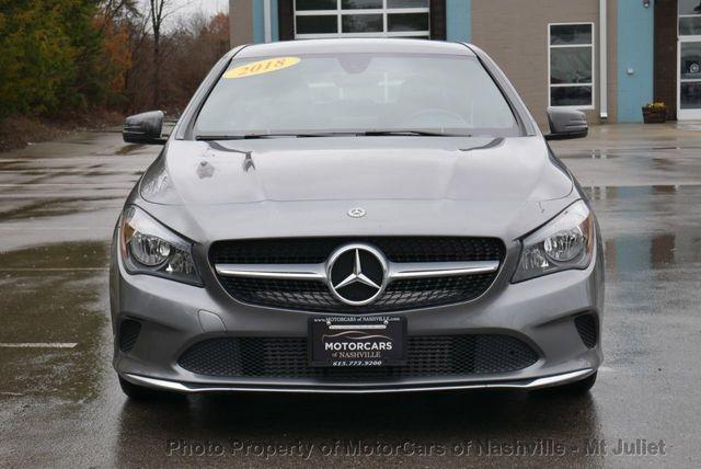 Mercedes-Benz CLA 2018 price $22,499