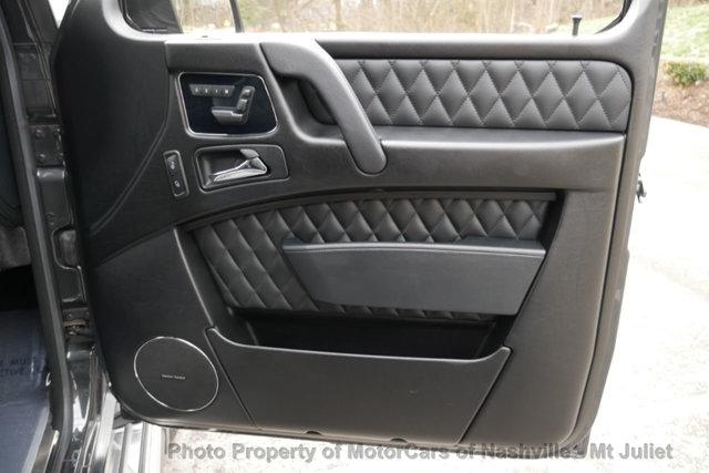 Mercedes-Benz G-Class 2016 price $76,499