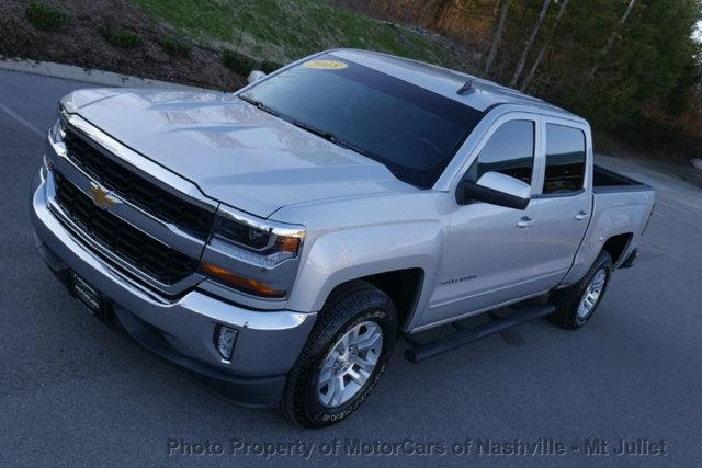 Chevrolet Silverado 1500 2018 price $32,699