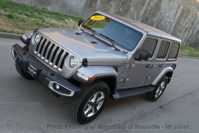 Jeep Wrangler Unlimited 2019 price $33,699