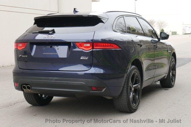 Jaguar F-PACE 2017 price $35,998