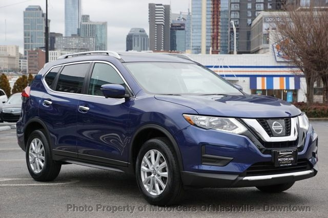 Nissan Rogue 2017 price $16,998
