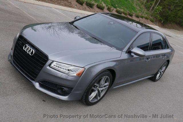 Audi A8 L 2017 price $33,599