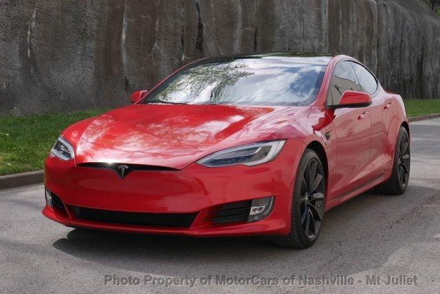 Tesla Model S 2017 price $60,998