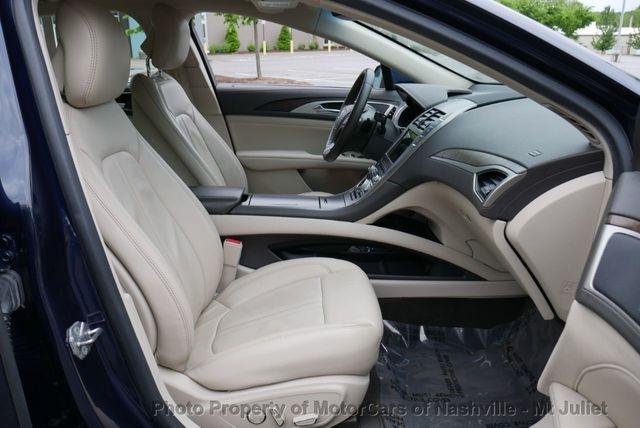 Lincoln MKZ 2017 price $16,599