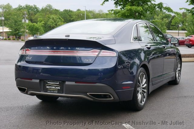 Lincoln MKZ 2017 price $16,599