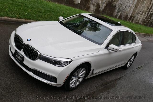 BMW 7 Series 2018 price $33,998