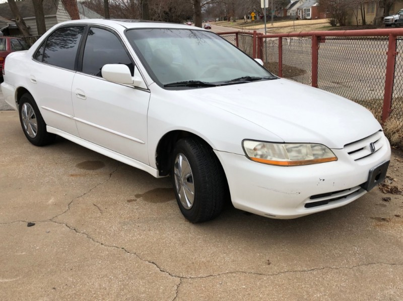Honda Accord 2002 price $1,450